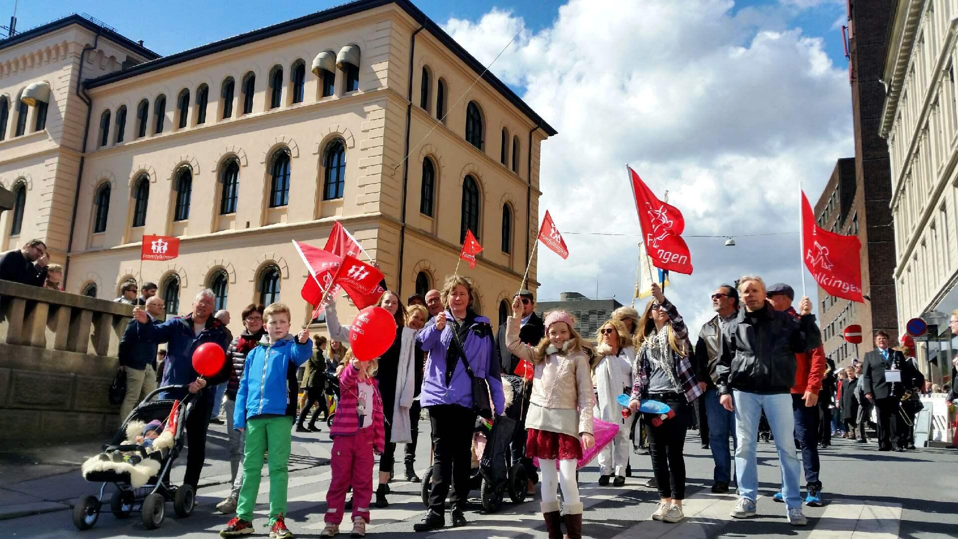 1. mai i Oslo – 2015